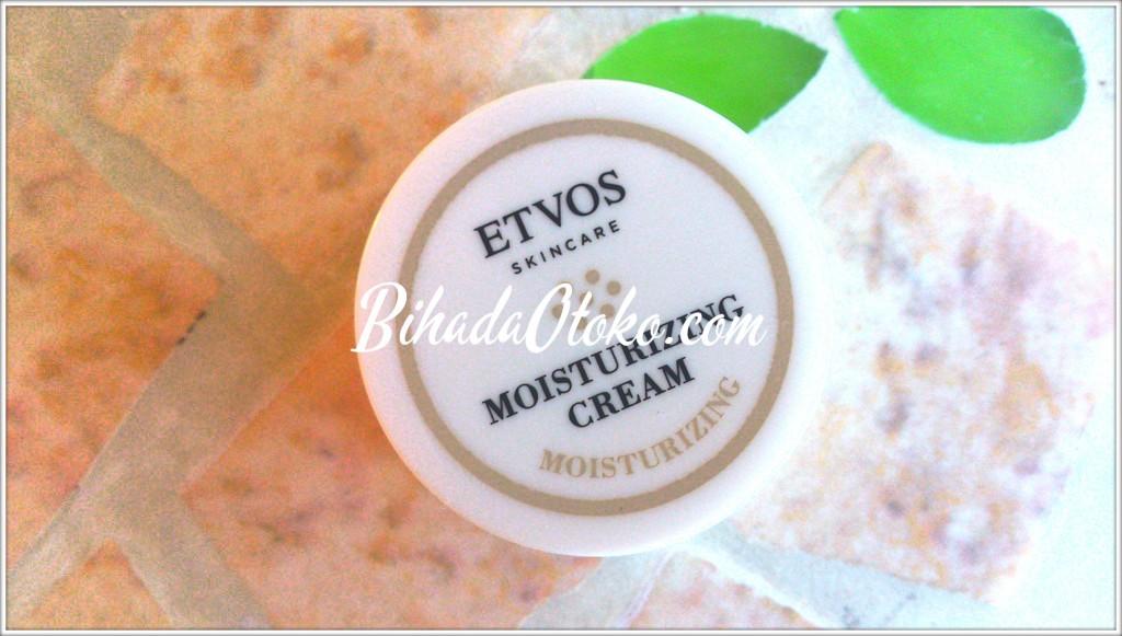 ETVOS セラミドスキンケア モイスチャーラインモイスチャライジングクリーム