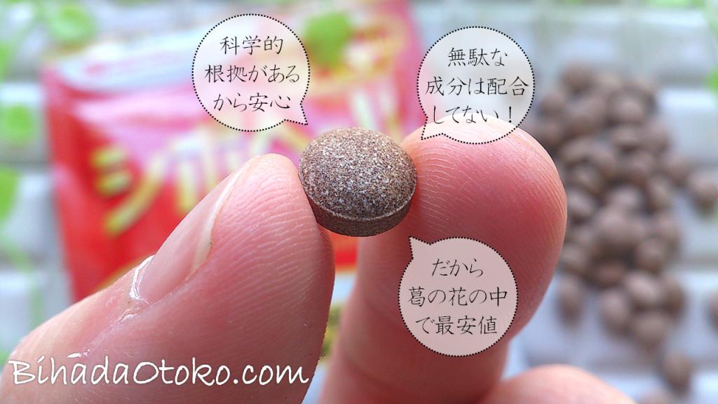 シボヘール効果なし?口コミ・最安値・葛の花ダイエットを専門家検証!